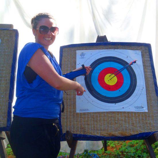 Archery Bullseye